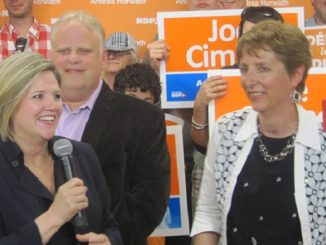 Andrea Horwath has some questionable candidates running for the Ontario NDP.
